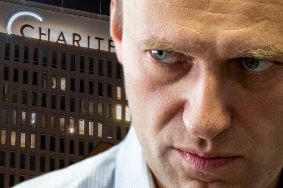 Gesundheitszustand des vergifteten Kremlkritikers Nawalny stark verbessert