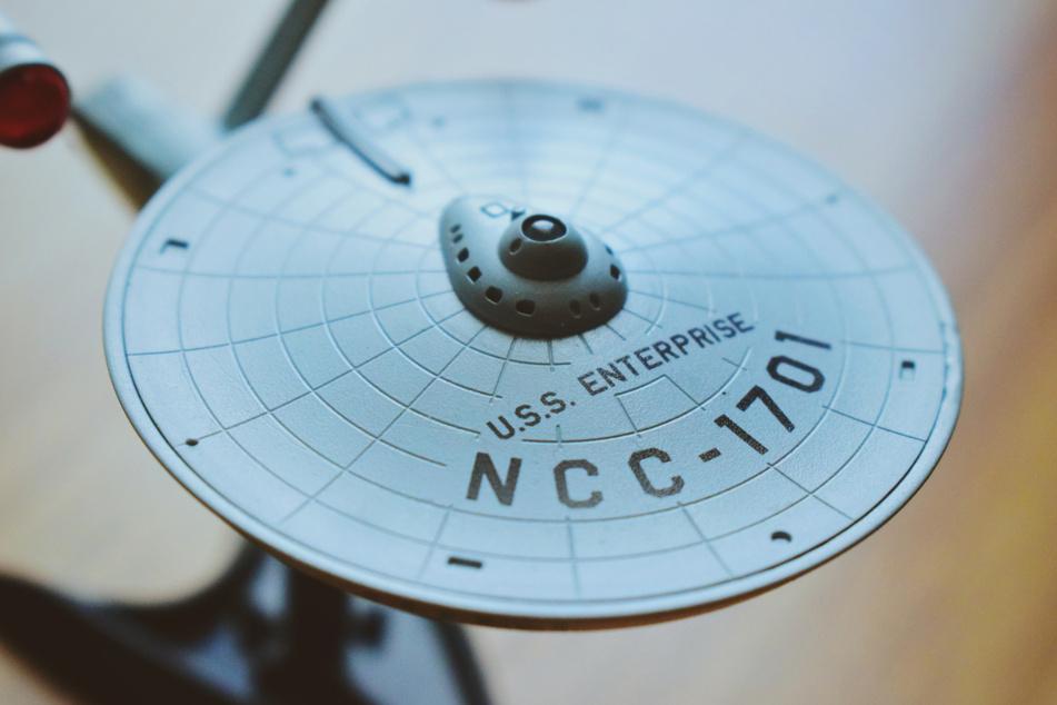 """Die Geschichten um """"Raumschiff Enterprise"""" auch bekannt als USS Enterprise haben viele treue Fans."""