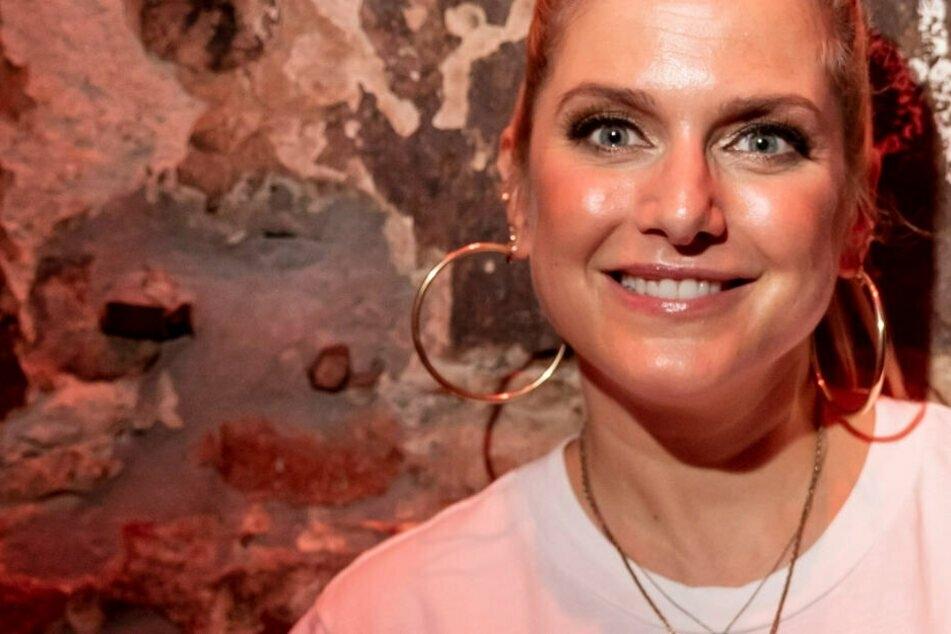 "Popsängerin Jeanette Biedermann (41) kommt zu ""MDR um 4"" - am Gründonnerstag."