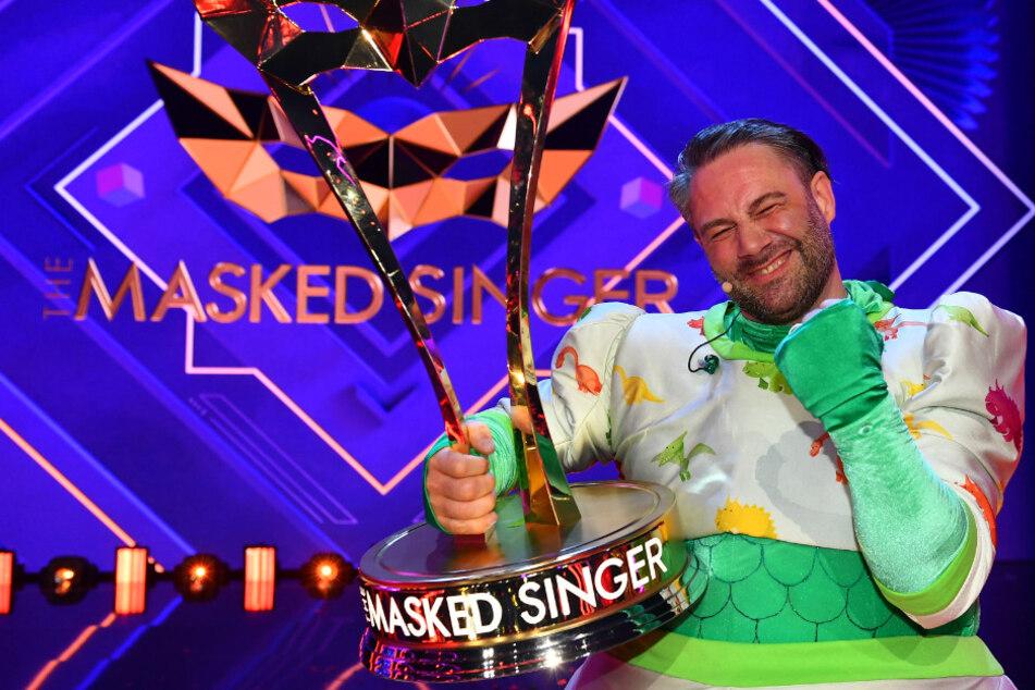 """The Masked Singer: """"Masked Singer""""-Gewinner Sasha: Diese Probleme hat der Sänger mit der Show!"""