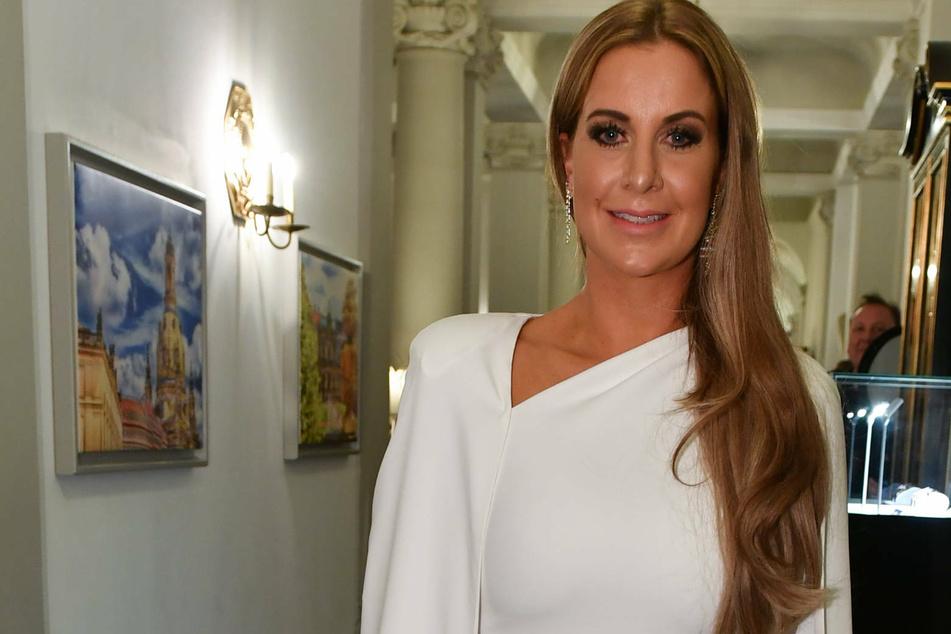 """Charlotte Würdig (41) talkt neuerdings wöchentlich bei """"Bild""""."""