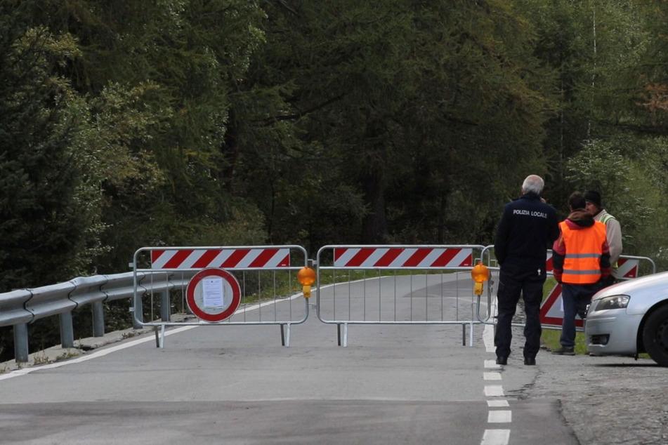 Drohender Gletscherabsturz in Italien: Zahlreiche Menschen evakuiert!