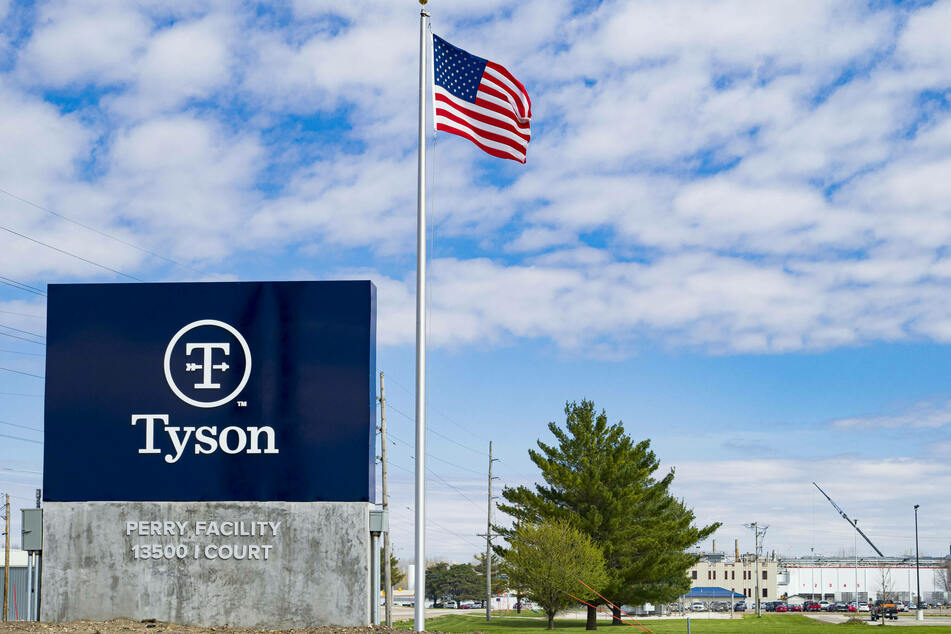 Tyson Food's Perry Facility in Iowa: at least five meat packing plants in Iowa reported outbreaks of Covid-19 in April.