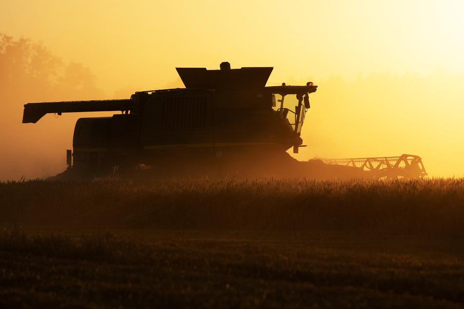 Sachsens Bauern befürchten zu strenge Umweltauflagen, um ab 2021 an Fördergeld zu kommen.