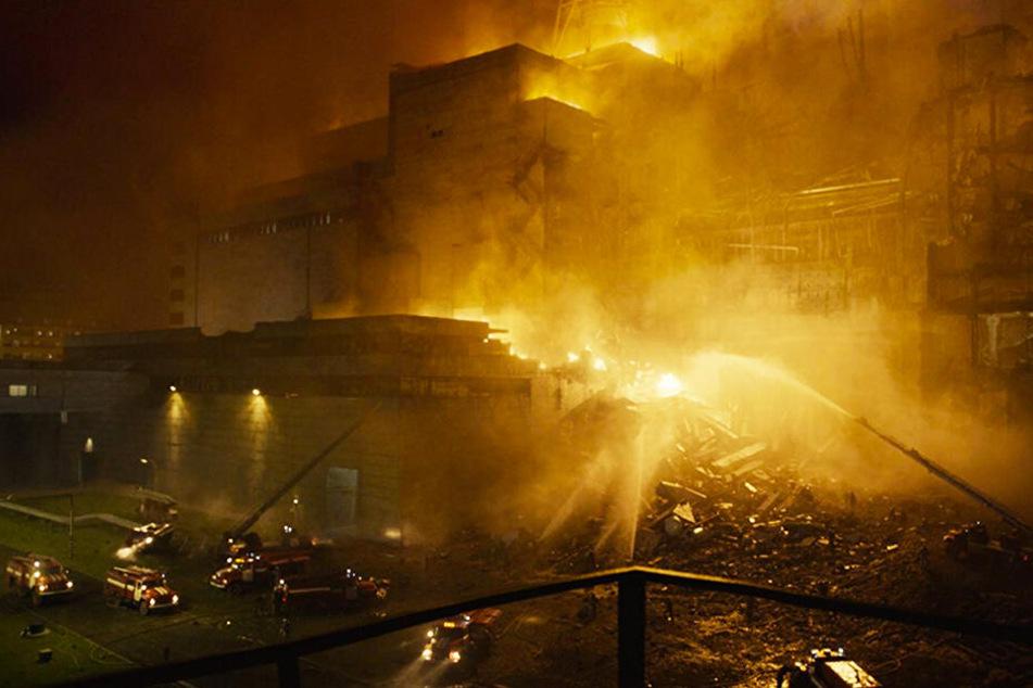 """Die Serie """"Chernobyl"""" zeigt in bedrückenden Bildern die Katastrophe und ihre Ausmaße."""