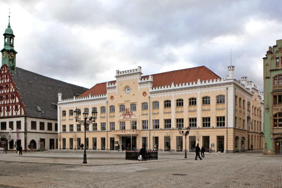 Die Stadt Zwickau hat mehr als sieben Millionen Euro Fördermittel für den Stadtumbau und den Denkmalschutz erhalten.