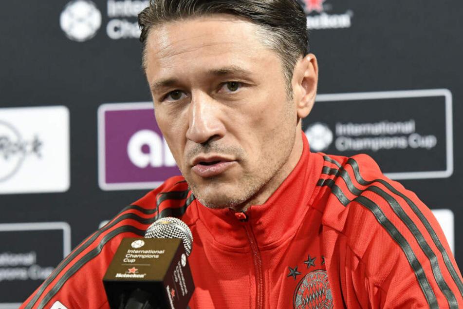 Für Niko Kovac und den FC Bayern München geht es in die Vereinigten Staaten.