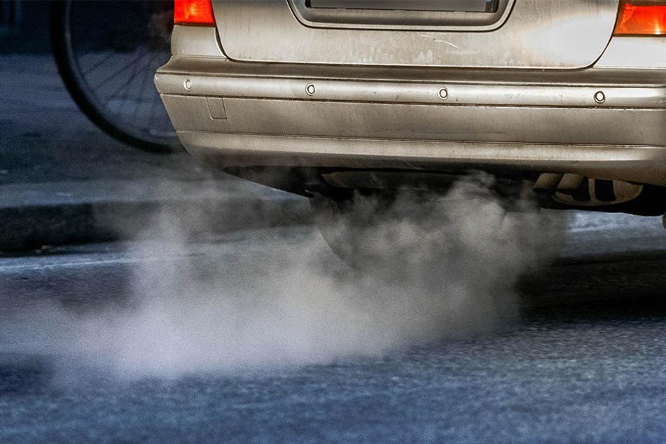 Vor allem Dieselfahrzeuge sorgen für den Anstieg von Stickoxid.