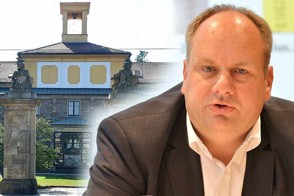Kranke Kliniken: Stadträte stellen OB Hilbert Ultimatum