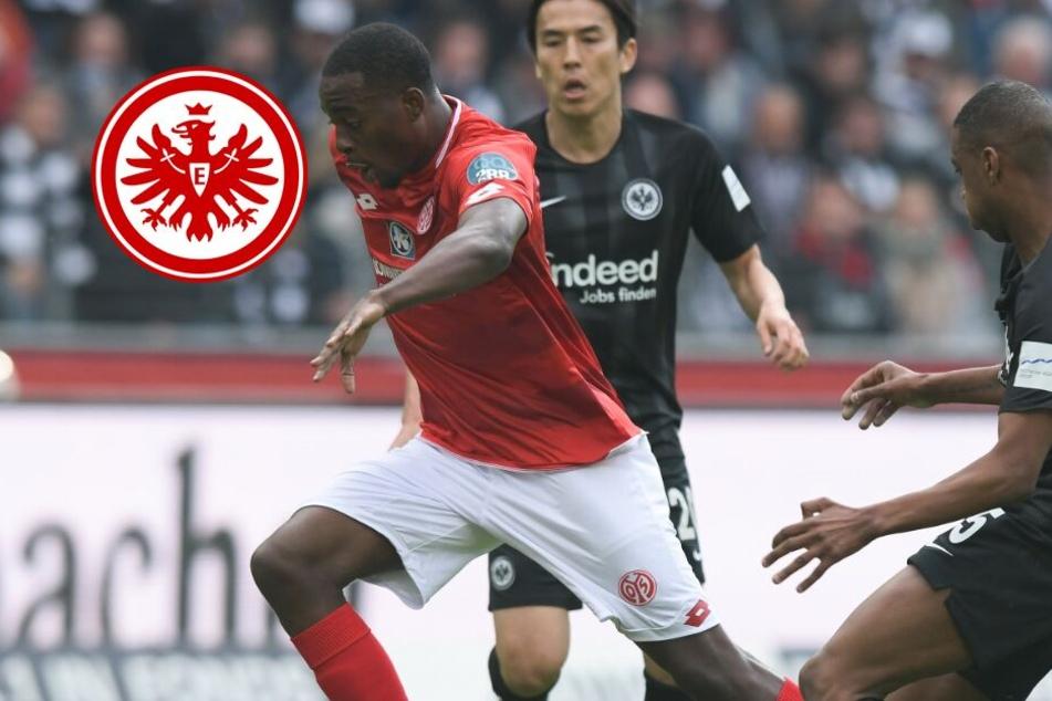 Europa in Gefahr: Eintracht geht nach Ujah-Doppelpack gegen Mainz unter