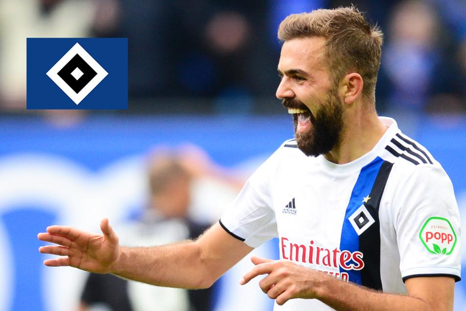 HSV-Trainer Daniel Thioune bestätigt Hinterseer-Verhandlungen!
