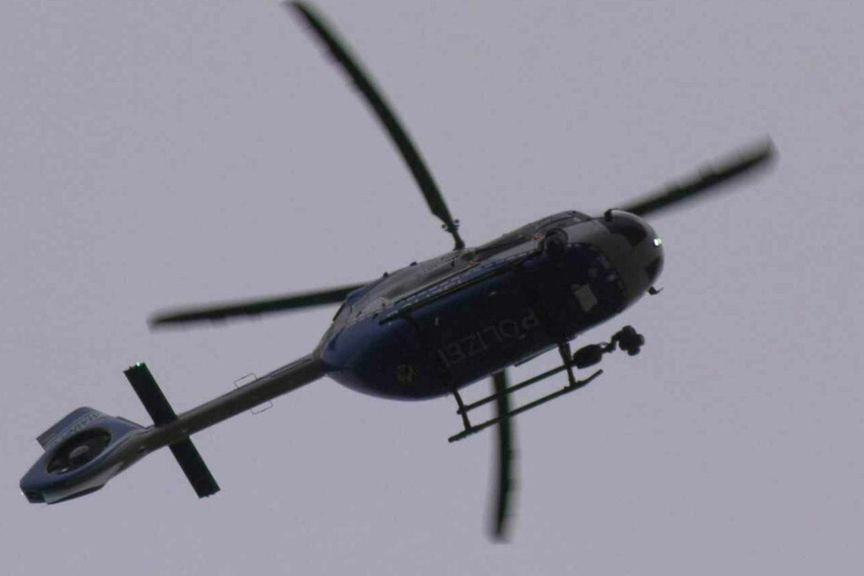 Tödlicher Unfall: Hubschrauber sucht nach weiteren Opfern