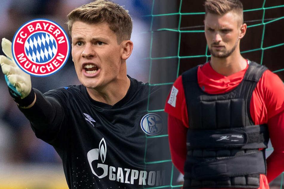 FC Bayern holt Nübel: Kein Platz mehr für Sven Ulreich?