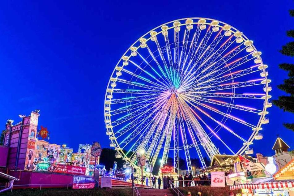 Die Annaberger Kät ist das größte Volksfest im Erzgebirge und findet im Juni 2020 zum 500. Mal statt.