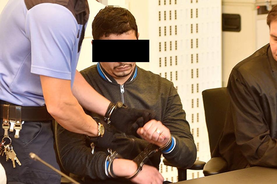 Chakir A. (24) ist einer der mutmaßlichen Täter.