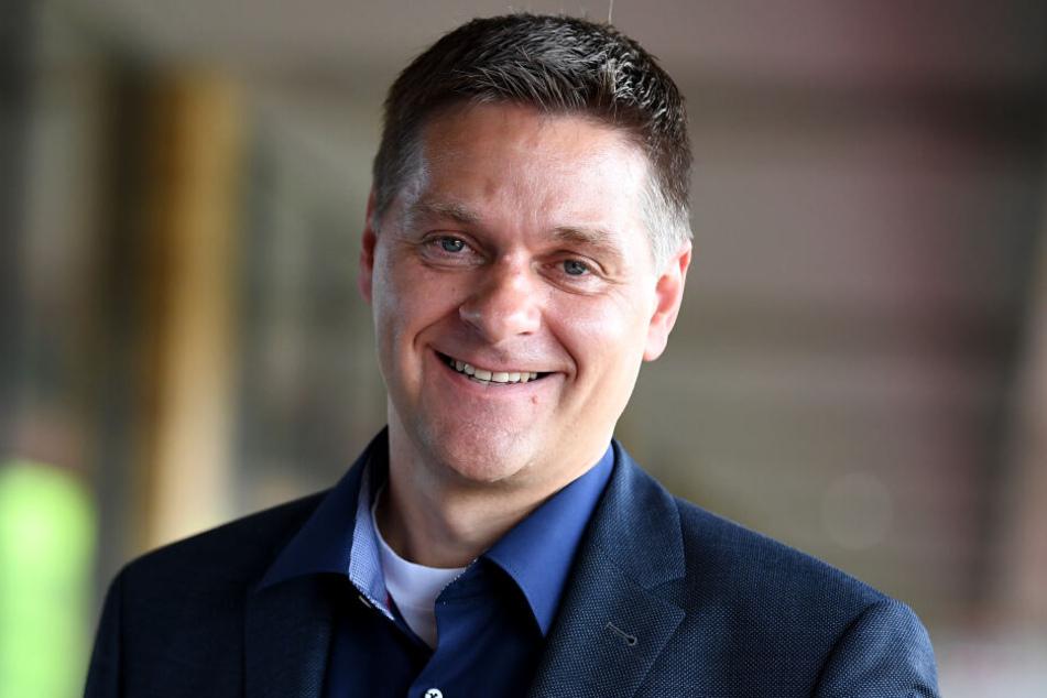 Oliver Ruhnert ist seit Mai 2018 Sportchef von Union Berlin.