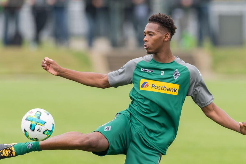 Der ehemalige Gladbacher Leihspieler Oxford Reece könnte bald im Dress der Eintracht kicken.