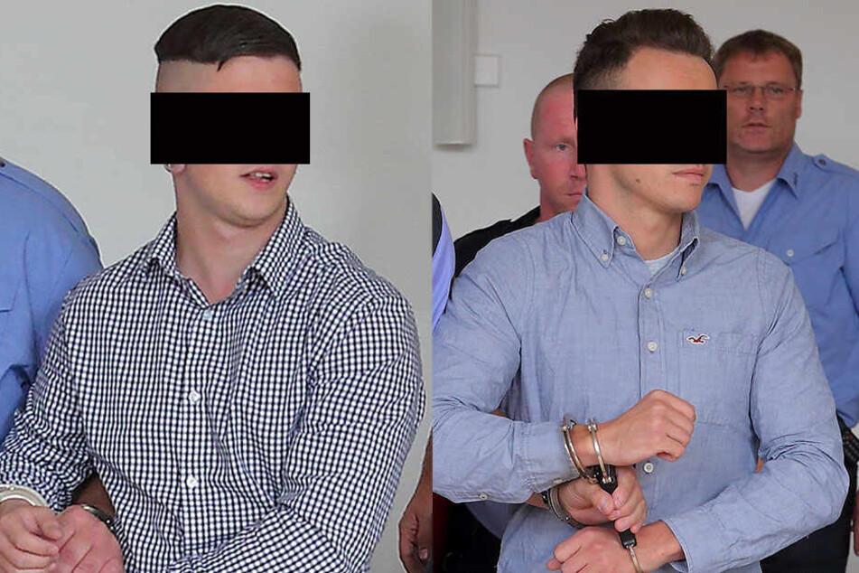 Freie Kameradschaft Dresden: Zwei kriminelle Rechte wandern hinter Gitter
