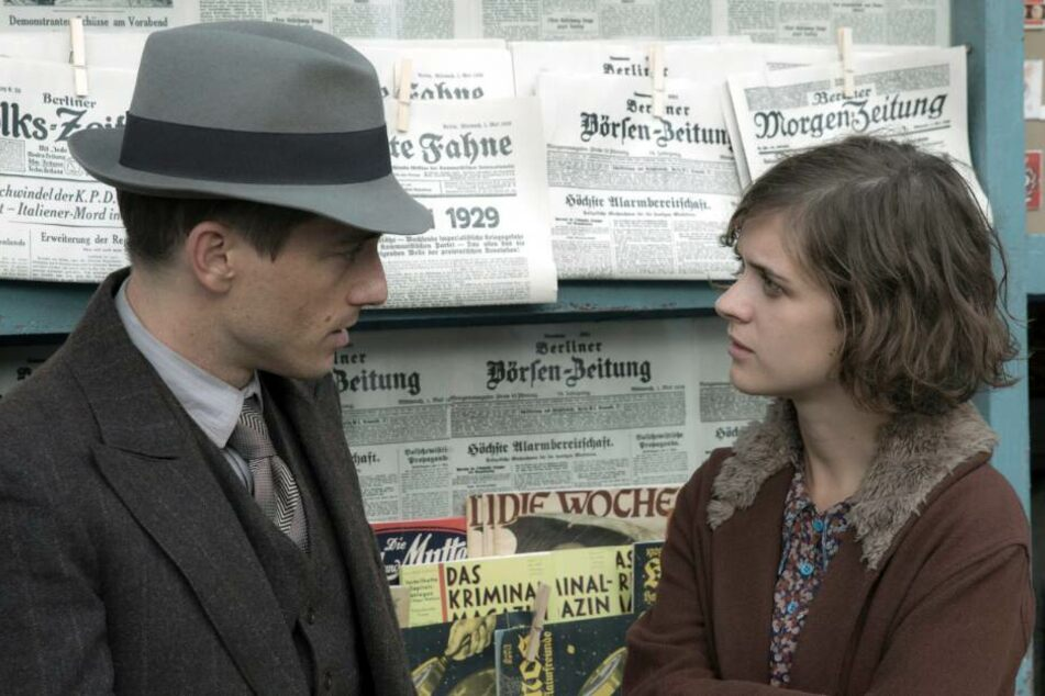 """Wie es mit Kommissar Rath und Charlotte Ritter weitergeht, erfahrt Ihr in """"Marlow""""."""