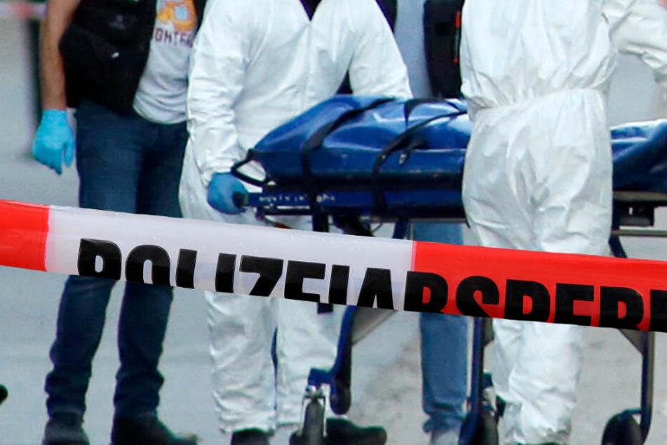 In der Innenstadt von Wiesbaden wurde die Leiche eines Mannes gefunden (Symbolbild).