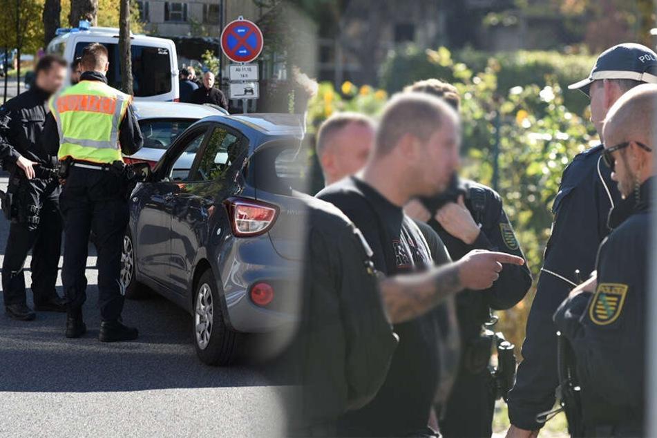 Neonazi-Verbot in Ostritz: Polizei greift konsequent durch