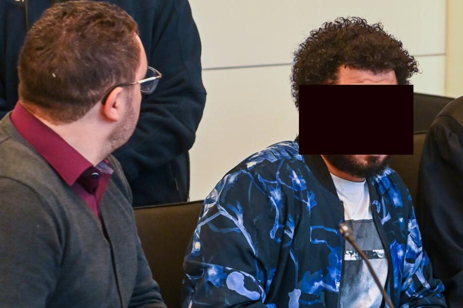 Die Haftstrafe für Mohamed J. (39) steht fest.