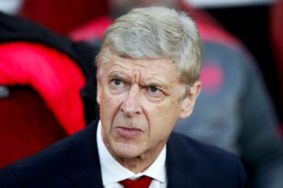 Arsene Wenger ist mittlerweile FIFA-Direktor für globale Fußballförderung.