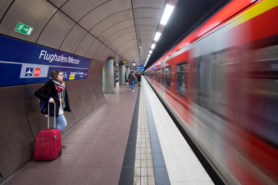 Betroffen ist auch die S3 Backnang - Stuttgart Flughafen/Messe.