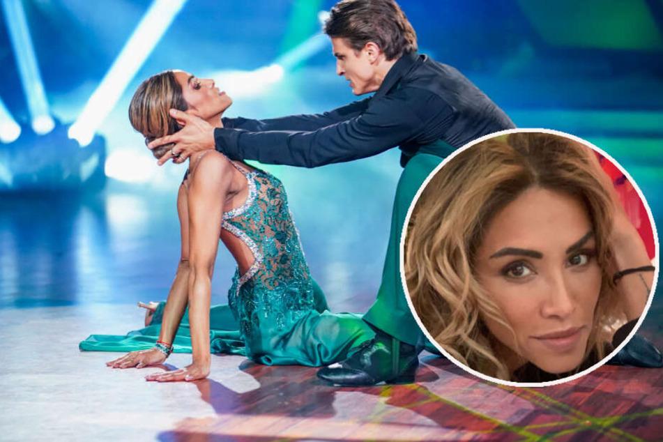 """""""Let's Dance"""": Knapp weiter, aber darum ist Sabrina Setlur trotzdem traurig"""