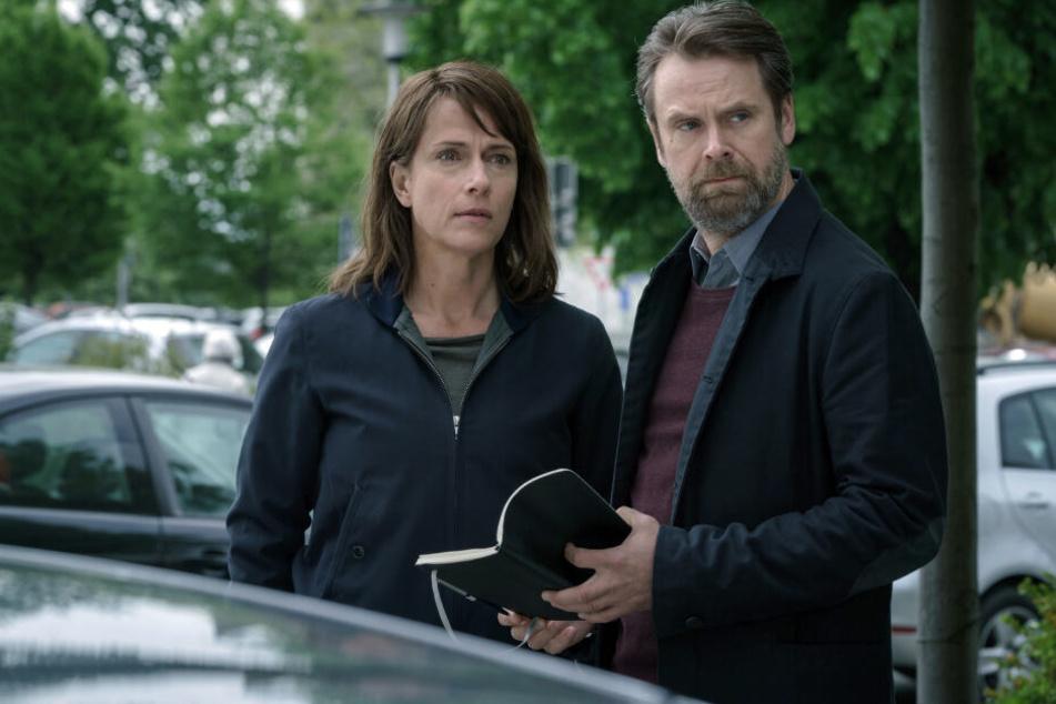 """Das Ermittlerpaar Brasch und Köhler (Claudia Michelsen und Matthias Matschke) ist einer der Hauptgründe, dem """"Polizeiruf"""" eine Chance zu geben."""