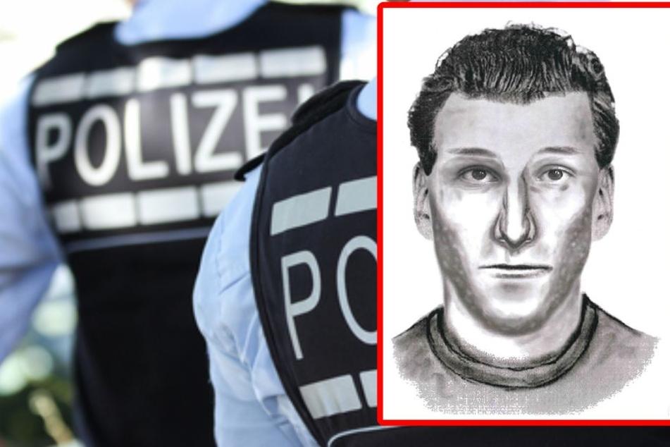 Junge Frau brutal vergewaltigt: Polizei sucht diesen Sexualstraftäter