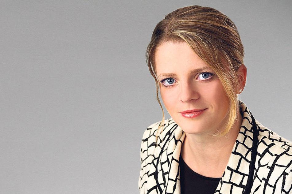 Landtagsabgeordnete Susanne Schaper (38, Linke) sucht einen neuen Standort für ihr Bürgerbüro.