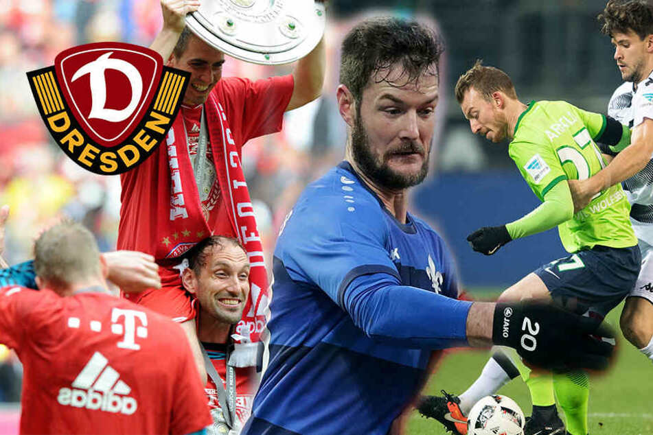 Sieben Dynamos in der Bundesliga - und was aus ihnen wurde