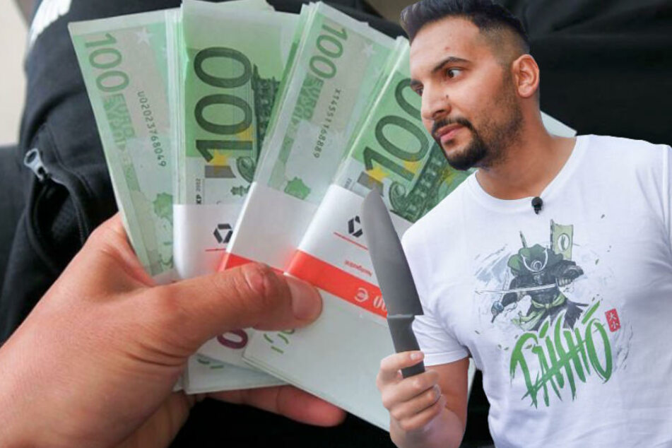 Veganator Attila Hildmann: Wer seinen Energy-Drink kauft, kriegt 100 Euro von ihm