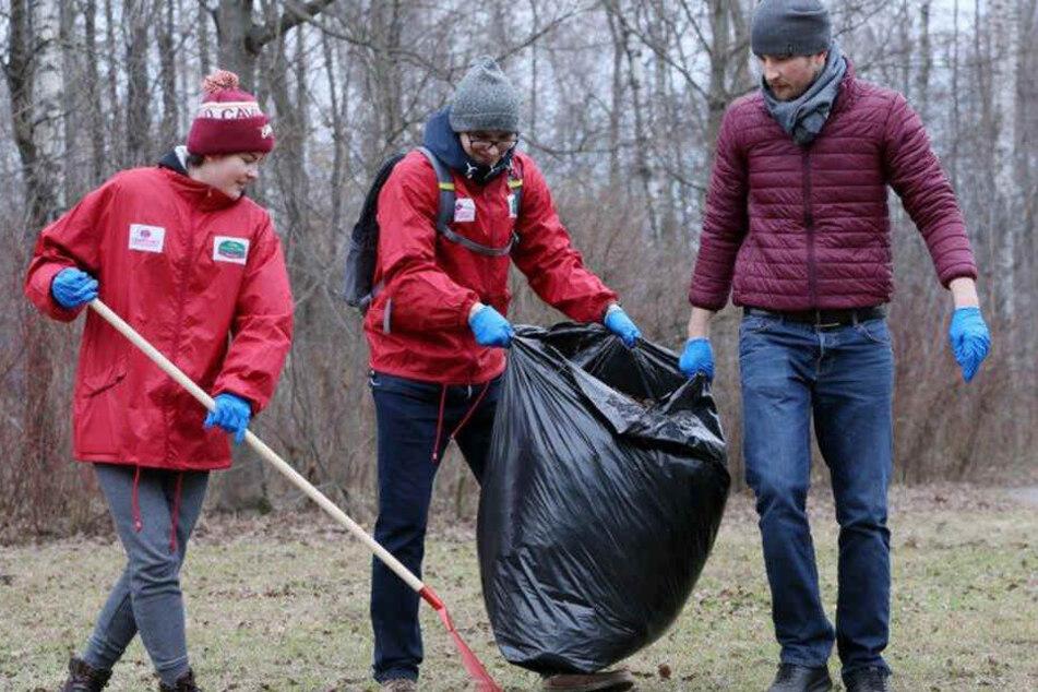Freiwillige Arbeit stärkt die Gemeinschaft. Gröditz will so viel bewegen.