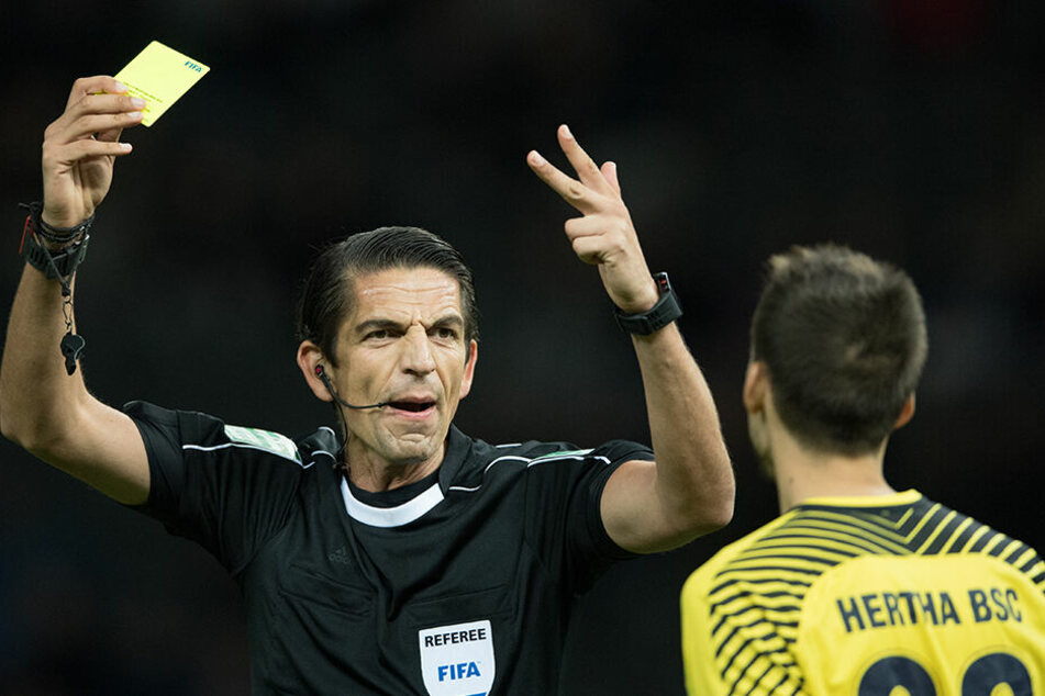 Seit 2011 FIFA-Schiedsrichter: Deniz Aytekin.