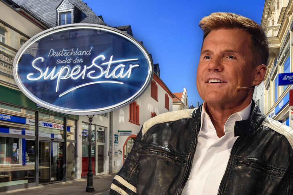 Pop-Titan Dieter Bohlen (62) sucht  auch in Zwickau nach neuen Stars.