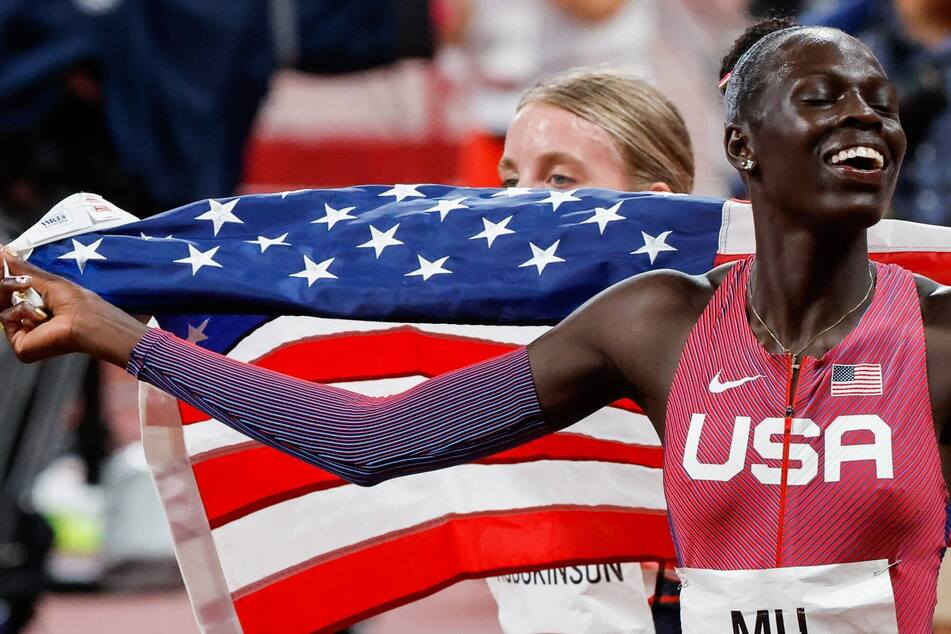 Olympics: Spectacular efforts in track and field net more hardware for Team USA