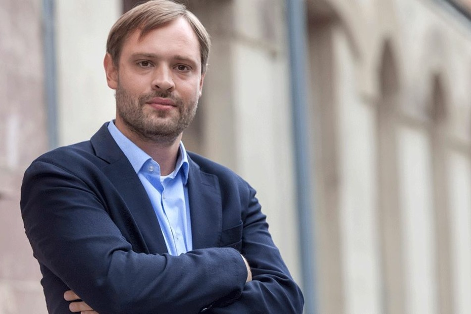 Alexander Dierks (29, CDU) brachte die Debatte um vermeintliche linksextreme  Konferenzen ins Rollen.