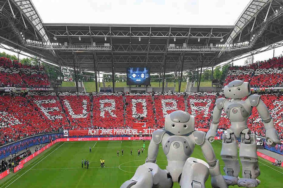 Ein Team der HTWK Leipzig tritt ab Mittwoch in Japan gegen Robo-Kicker aus aller Welt an.