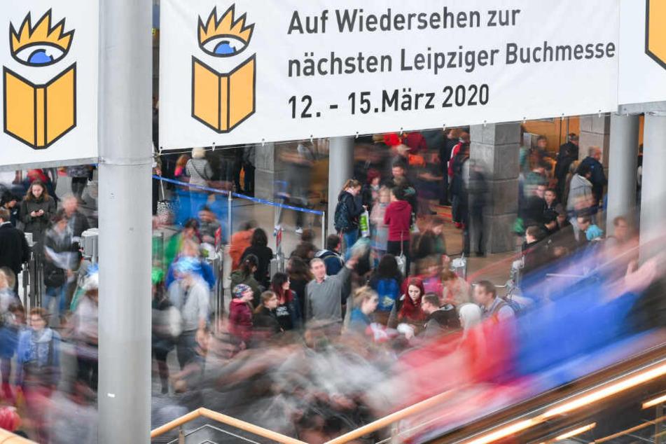 Doch abgesagt. Die Leipziger Buchmesse findet nicht statt.