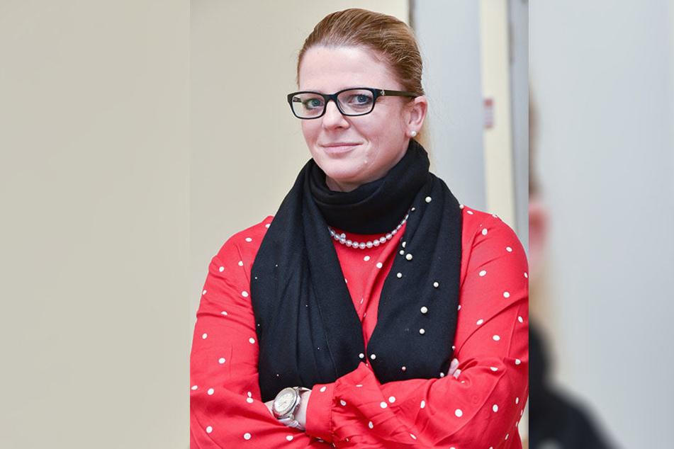 Susanne Schaper (40, Linke) hatte im Stadtrat mit den Grünen für das Sozialticket gekämpft.
