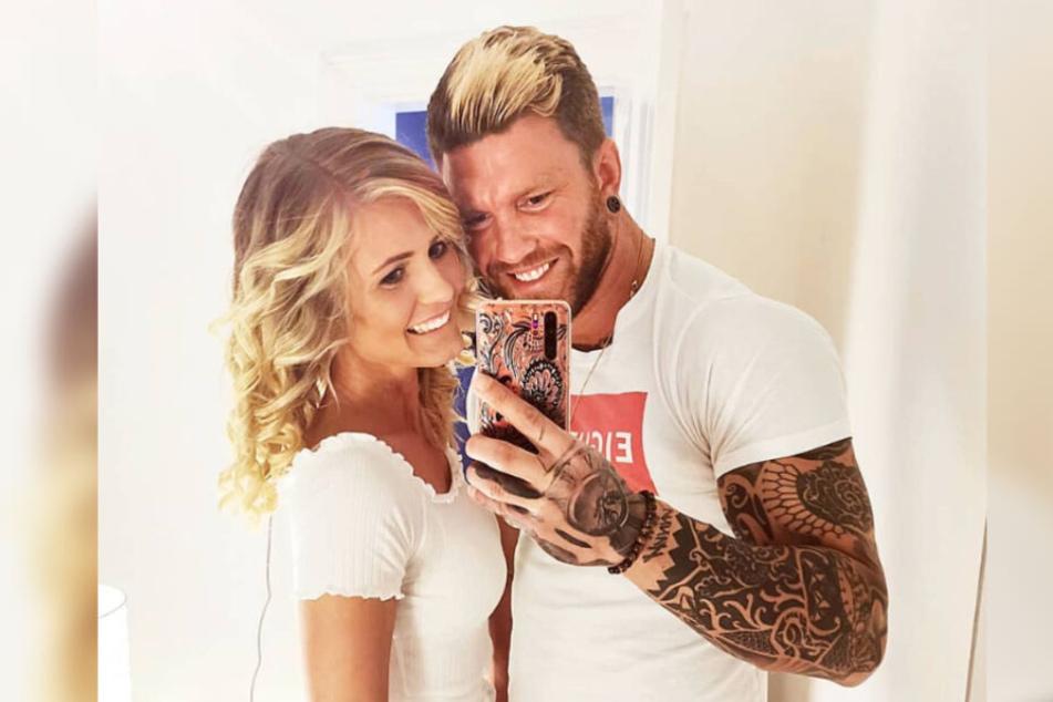 Noch zeigen sich Hanna und Till bei Instagram total verliebt - doch bleibt das auch so?