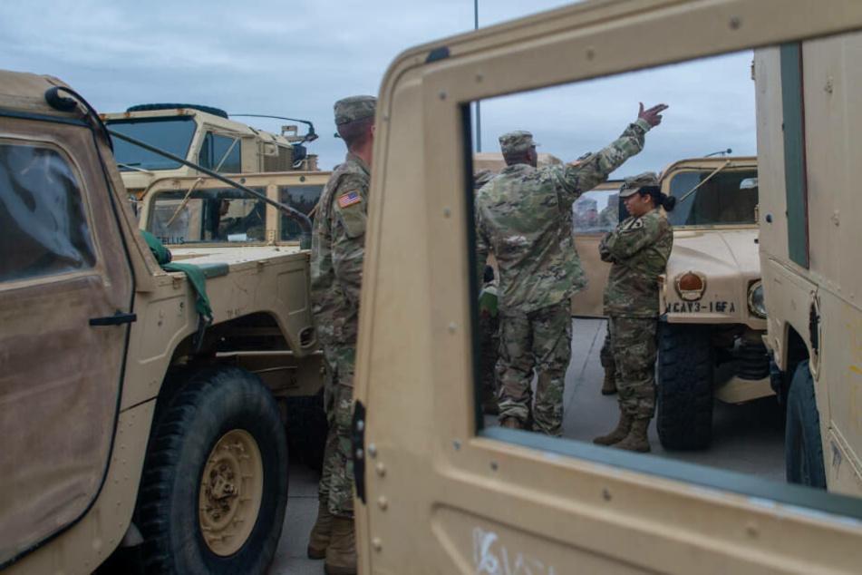 37.000 Soldaten werden an der Übung beteiligt sein.