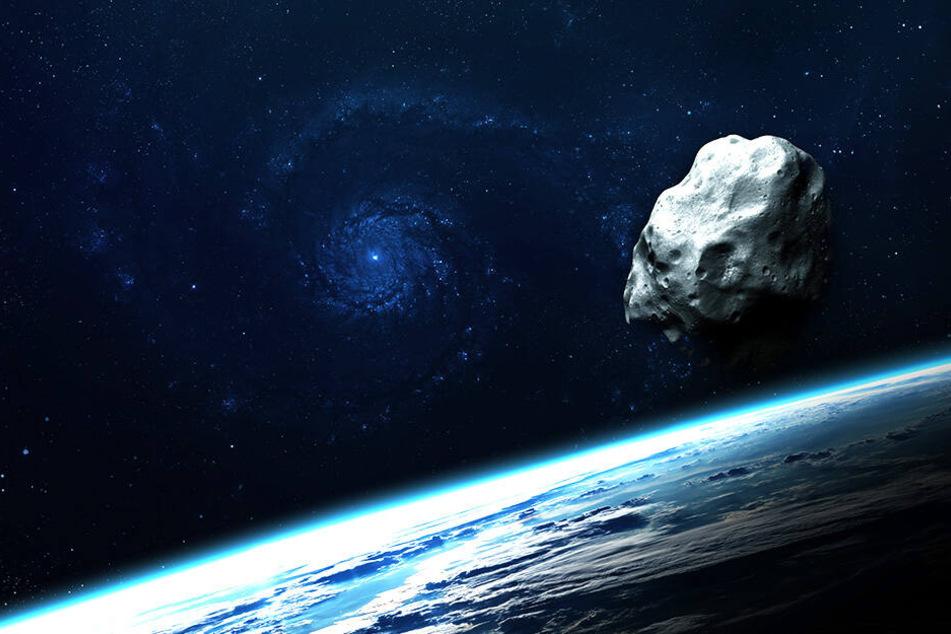 NASA in Aufruhr! Diese zwei Asteroiden kommen der Erde so nah wie nie zuvor