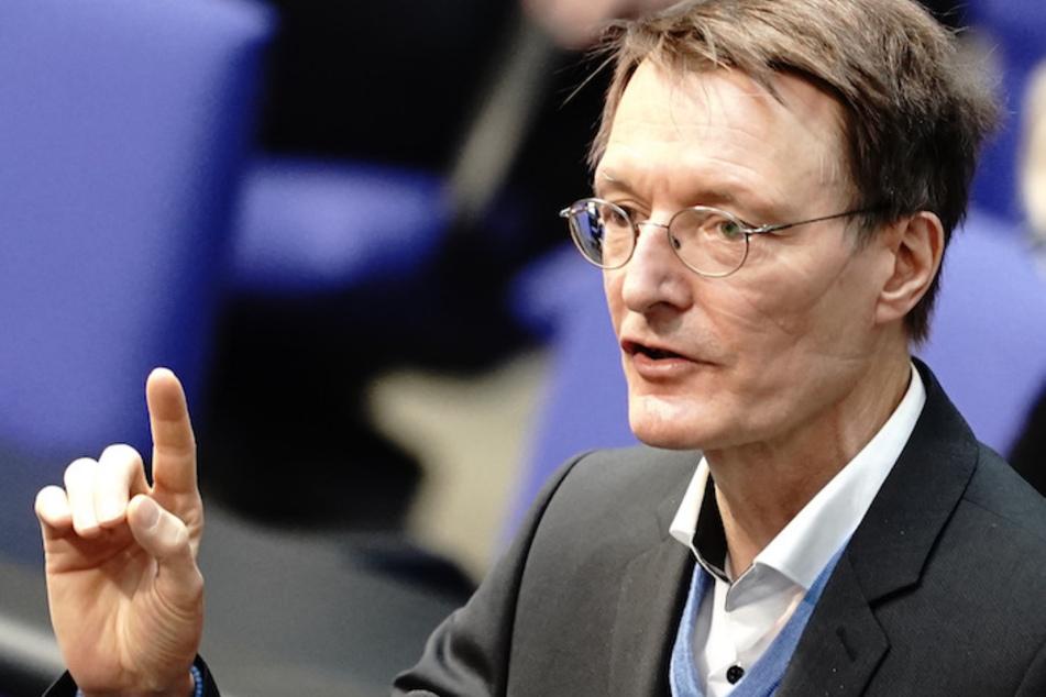 Gesundheitsexperte Karl Lauterbach (58, SPD) warnt vor der hohen Corona-Inzidenz bei Ungeimpften.