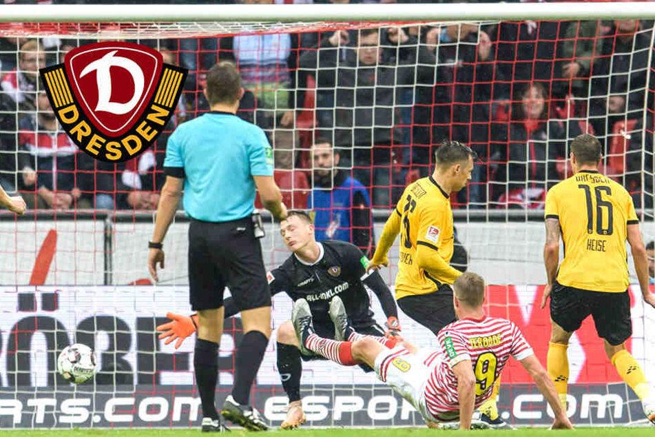 """Gonther fordert nach Dynamo-Debakel: """"Müssen Eier haben und wieder aufstehen"""""""
