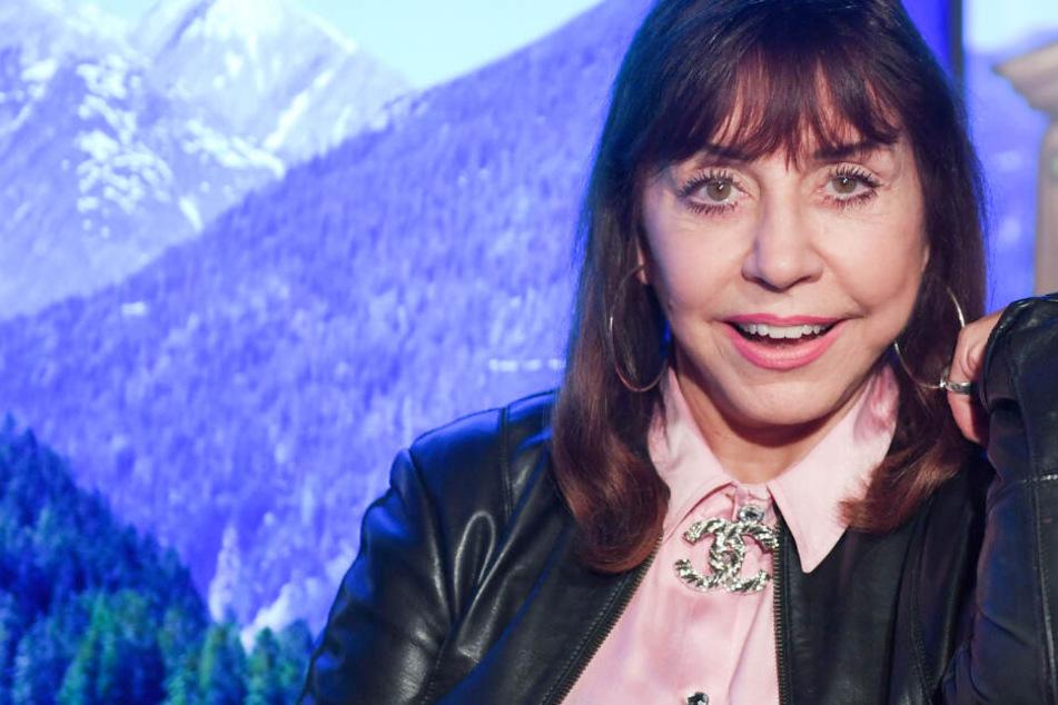 Schlagersängerin Tina York (Archivbild aus dem Jahr 2018) trat am Sonntag beim ZDF-Fernsehgarten auf.