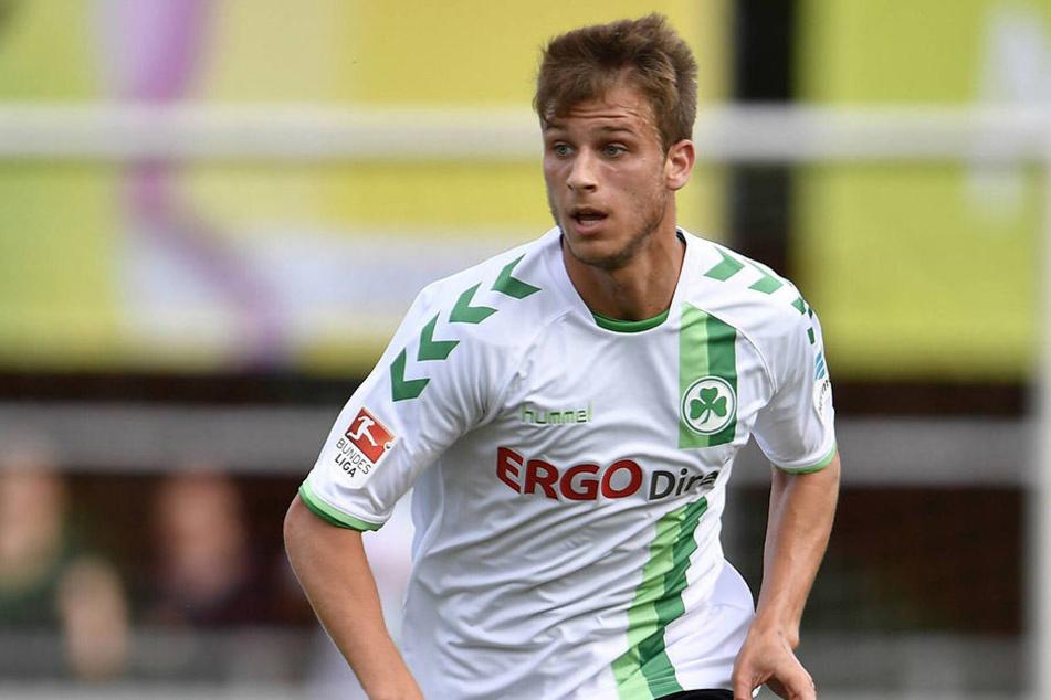 Im Sommer 2016 weilte Laurin von Piechowski im Probetraining bei der SpVgg Greuther Fürth. Ab Sommer 2017 trägt er das himmelblaue Trikot.
