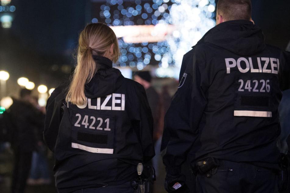 311 Sachverhalte, 18 Brände und 400 illegale Knaller: Dresdner Polizei zieht Silvester-Bilanz
